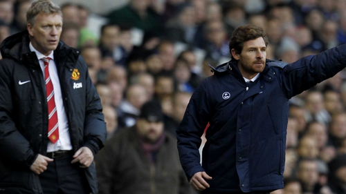 AVB: 'We have sat above Man City before and above Man United before and we haven't seen any kind of these personal attacks'