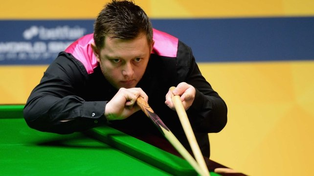 World number nine Mark Allen beat Dave Harold 6-3