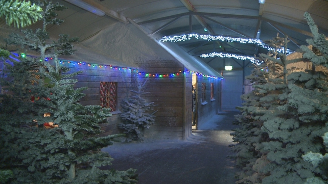 The Farm's Christmas Wonderland