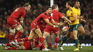 Mike Phillips played in all three of Wales' autumn international clashes