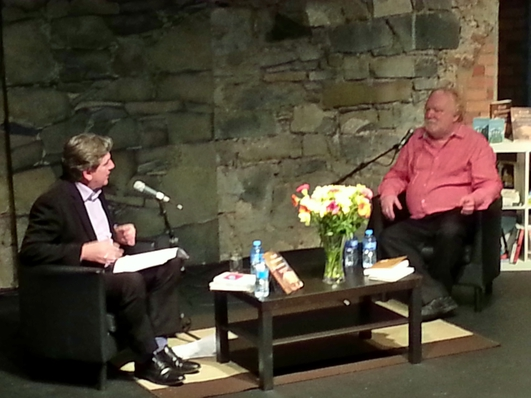 Frank McGuinness Public Interview
