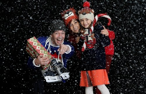 Win a family pass to the GloHealth Christmas Wonderland