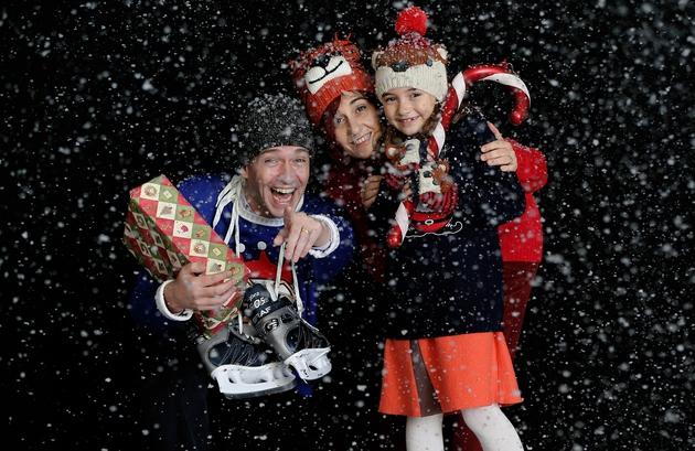 Win a family pass to the GloHealth Christmas Wonderland