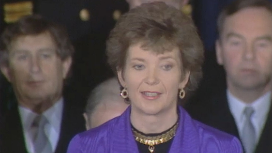 Mary Robinson, Inauguration Speech, 1990