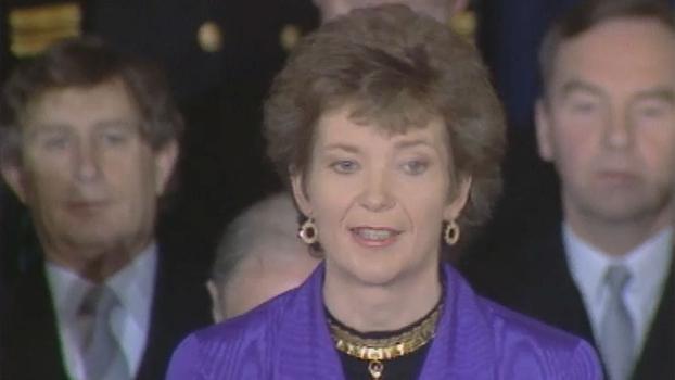 Mary Robinson Inauguration