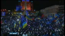 Protests continue in Ukraine for a twelfth night