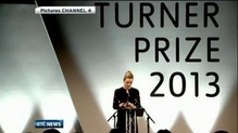 French-born artist wins the Turner Prize at ceremony in Derry