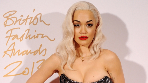 Rita Ora to play Christian Grey's adopted sister Mia in Fifty Shades