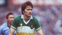 The death has been announced of Offaly football legend Liam O'Connor.