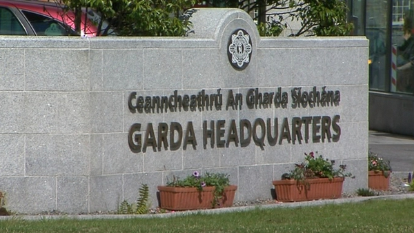 The allegations are contained in two boxes of material which were submitted to Garda Headquarters