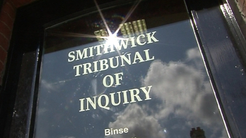 The Smithwick Tribunal investigated allegations of garda collusion with the IRA