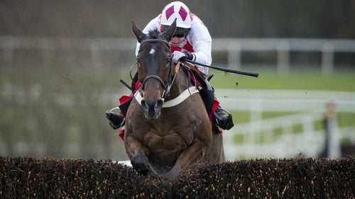 Andrew Lynch partnered Flemenstar to victory in the 2012 John Durkan