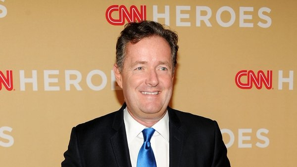 Piers Morgan discusses Madonna feud