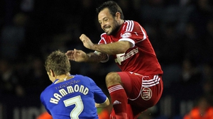Andy Reid was on form for Forest