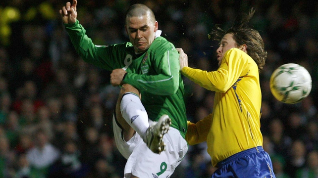 David Healy: 'There have been some pretty tough days in the Green shirt, let's be ho