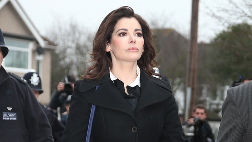 Nigella Lawson is a prosecution witness in the trial of sisters Elisabetta and Francesca Grillo