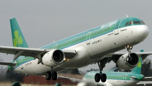 Aer Lingus is seeking damages for alleged breach of contract and conspiracy