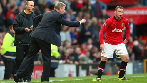 David Moyes and Wayne Rooney will both be facing their old club