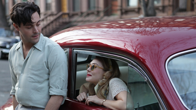 Jack Huston plays the mercurial footballer, Jack Kerouac, future author of On the Road, in Kill Your Darlings. The aspirant Beat writer has a stormy relationship with live-in-lover Edie Parker (Elizabeth Olsen)