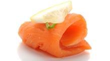 Smoked Salmon/Smoked Trout, Mango & Lemon Watercress Salad