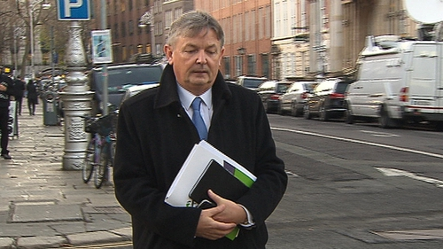 Mr Ó Cuirreáin said his decision was a result of the State's lack of commitment to the protection of Irish speakers' rights