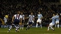 Man City overcome West Brom at the Hawthorns