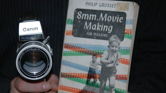 8mm Movie Making