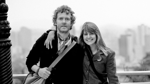 The freewheelin' Glen Hansard and the level-headed Markéta Irglová