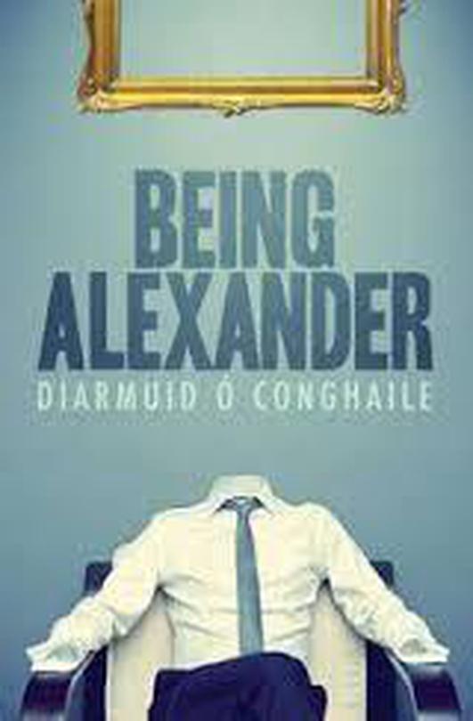 Author Diarmuid O'Conghaile