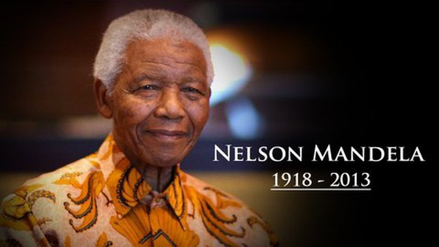 Nelson Mandela has died at the age of 95