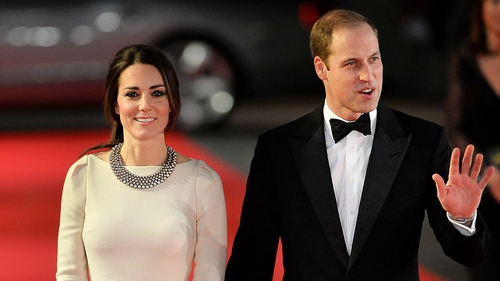 Prince William and Kate Middleton expecting third baby