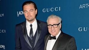Scorsese credits Leonardo DiCaprio with keeping him going in the film industry