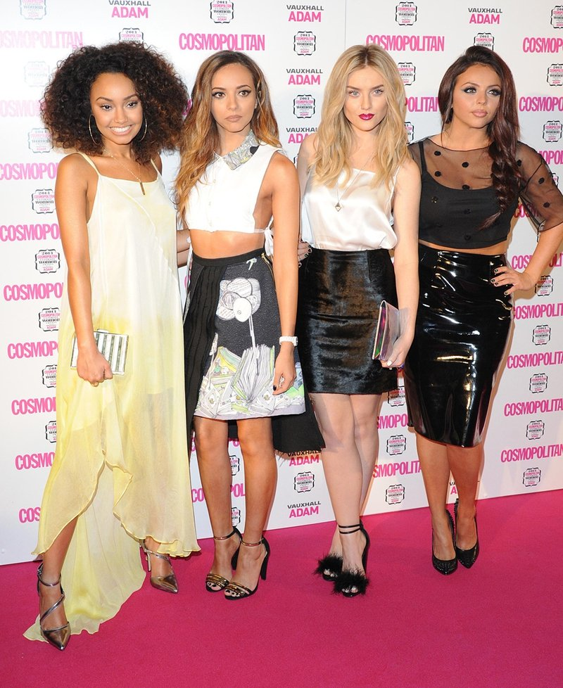 Little Mix, Goulding Win At Cosmo Awards