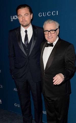 Leonardo DiCaprio reignited Martin Scorsese's enthusiasm for film making