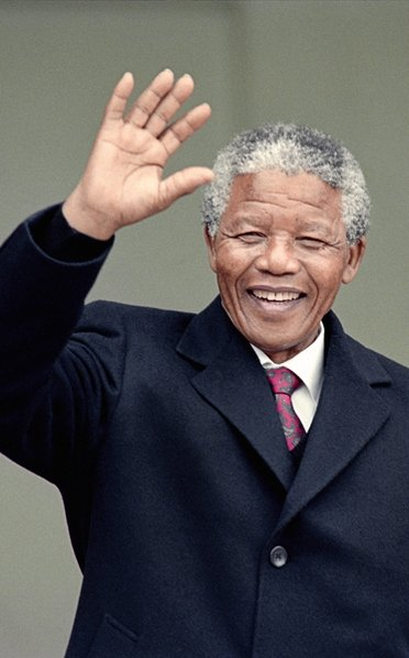 Stars pay tribute to Nelson Mandela who passed away on December 5, aged 95