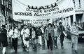 Nelson Mandela - Dunnes Stores Strike