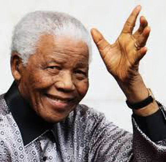 Nelson Rolihlahla Mandela - 18 July 1918-5 December 2013