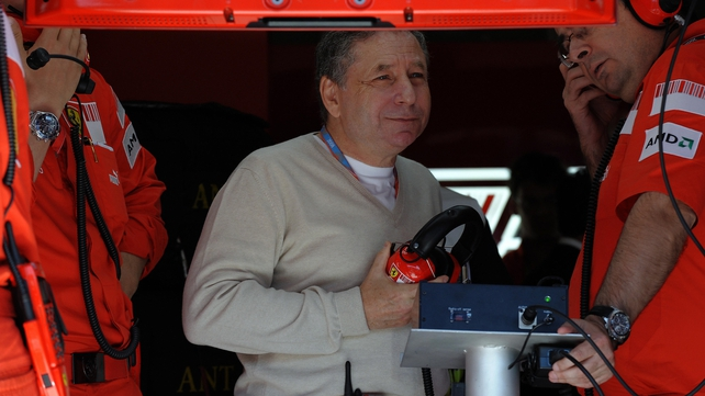 Jean Todt elected unopposed for second term as FIA chief