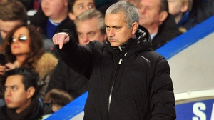 Mourinho: 'In Chelsea, no divers, no divers at all'