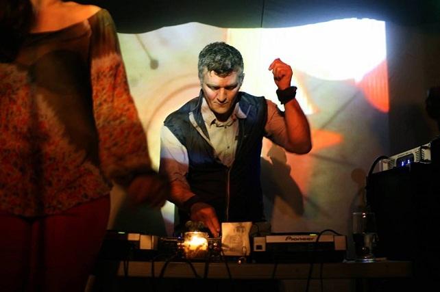 Donal Dineen Super8 Shots DJ Electric Picnic Body & Soul