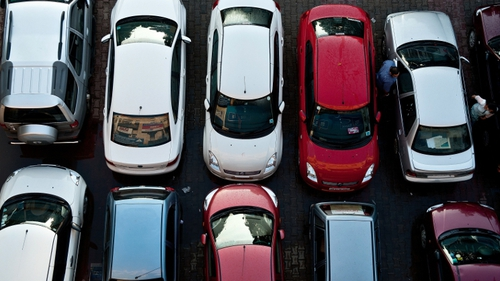 Volume of car sales up by 6.3% in January, new CSO stats show
