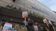 Marks & Spencer stories shut due to strike
