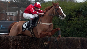 Sire De Grugy held on for victory in a thrilling climax