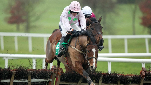 Ruby Walsh onboard Faugheen for Willie Mullins today