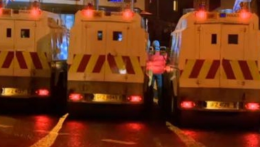 UK terror threat level increases because of NI dissidents