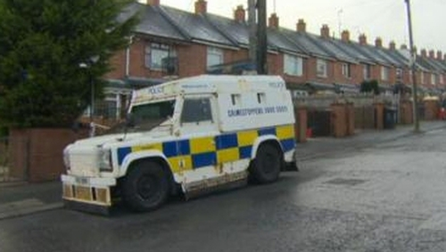 Investigation under way after shots fired at patrol vehicle in Belfast