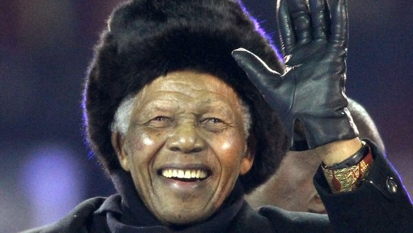 A State Memorial Service for the former South African President will take place in Johannesburg on Tuesday