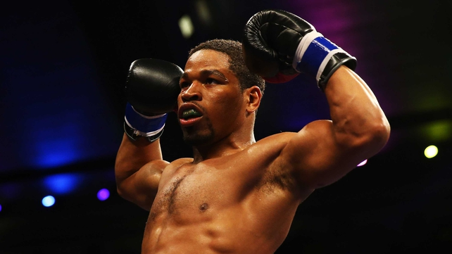 Shawn Porter hails from Akron, Ohio