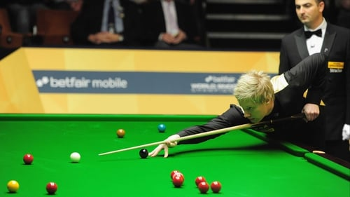 Neil Robertson: 'I'm just over the moon to win all three'