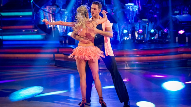 Ashley Taylor Dawson exits Strictly Come Dancing